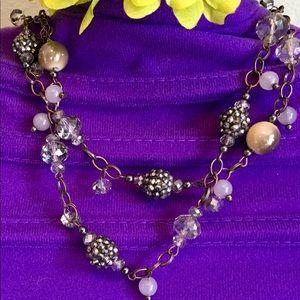 "Cookie Lee 36"" Necklace"